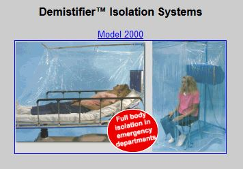 PORTABLE ISOLATION SYSTEMS